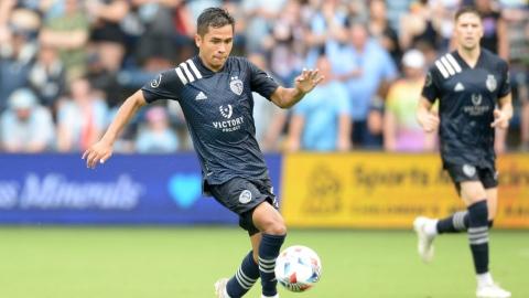 Hernandez suspendu pour paris dans la MLS