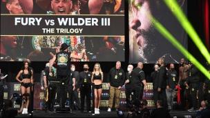 La pesée réglée, tout est en place pour Fury-Wilder III