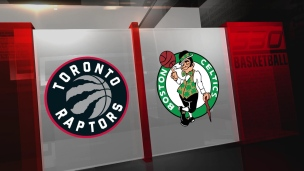 Raptors 111 - Celtics 113