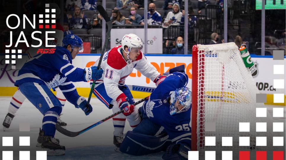 On jase : Le CH amorce la saison face aux Leafs
