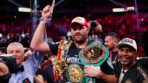 Qui pourrait bien vaincre Tyson Fury?