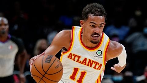 Le Heat a été une proie facile pour les Hawks