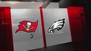 Buccaneers 28 - Eagles 22