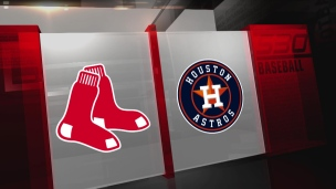 Red Sox 4 - Astros 5