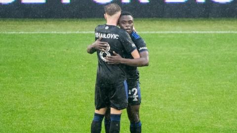 Ibrahim offre un nul inespéré en fin de match