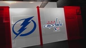 Lightning 2 - Capitals 1 (Prol.)