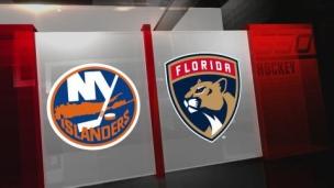 Islanders 1 - Panthers 5