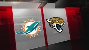 Dolphins 20 - Jaguars 23