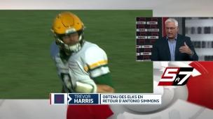 Trevor Harris : très bonne affaire pour les Alouettes