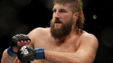Tanner Boser sera gala UFC Fight Night du 4 décembre