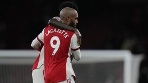 Arsenal 2 - Crystal Palace 2