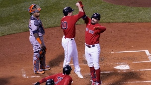 Astros 3 - Red Sox 12