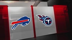 Bills 31 - Titans 34