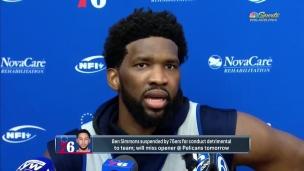 Simmons : « Je me fous de cet homme »