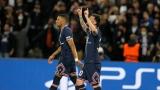 Kylian Mbappé et Lionel Messi