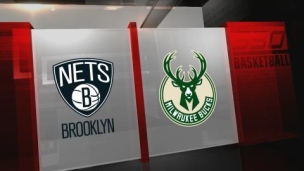 Nets 104 - Bucks 127