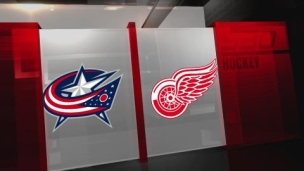 Blue Jackets 1 - Red Wings 4