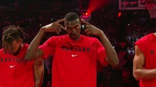 Wizards 98 - Raptors 83