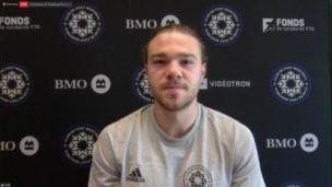 Le CF Montréal se prépare pour le Toronto FC