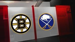 Bruins 4 - Sabres 1