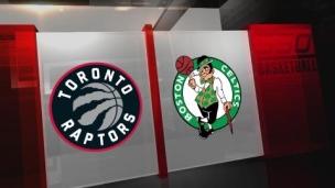 Raptors 115 - Celtics 83