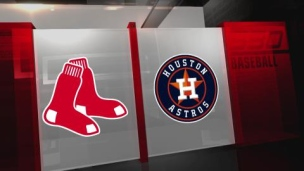 Red Sox 0 - Astros 5