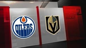Oilers 5 - Golden Knights 3