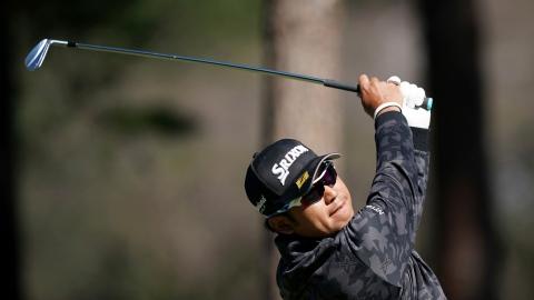 Matsuyama reste en tête au Championnat Zozo