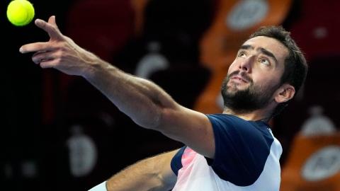 Cilic écarte Berankis et va en finale à Moscou