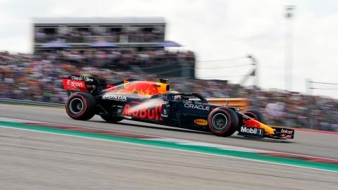 Verstappen partira premier dimanche à Austin