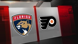 Panthers 4 - Flyers 2