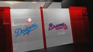 Dodgers 2 - Braves 4