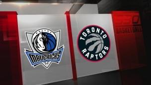 Mavericks 103 - Raptors 95