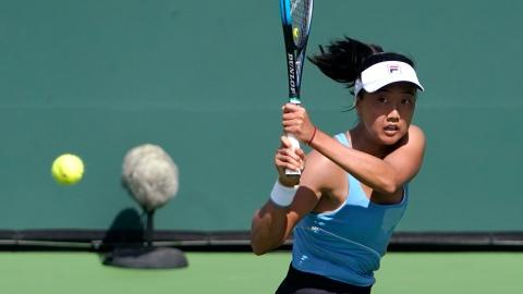Ann Li s'offre un premier titre WTA à Tenerife