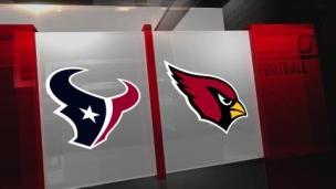 Texans 5 - Cardinals 31