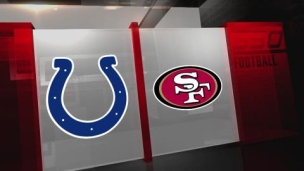 Colts 30 - 49ers 18