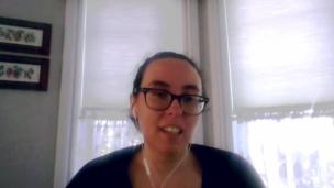 Cristina Rizzuto, étudiante au HEC