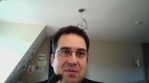 Jean-François Plante, directeur associé au Pôle sports HEC Montréal