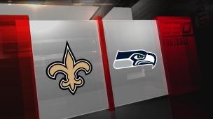 Saints 13 - Seahawks 10
