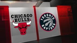 Bulls 111 - Raptors 108