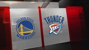 Warriors 106 - Thunder 98