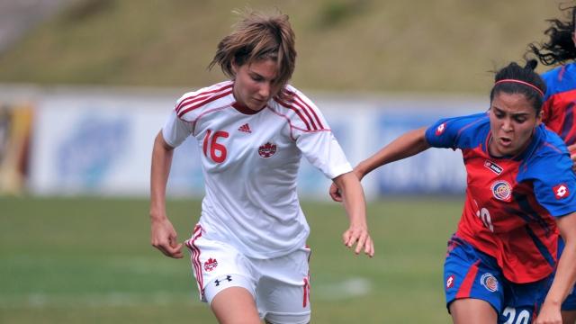 Des Québécoises peuvent rêver aux sommets du soccer