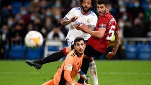 Real Madrid 0 - Osasuna 0