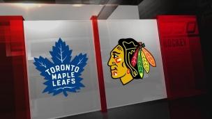 Maple Leafs 3 - Blackhawks 2 (Prolongation)
