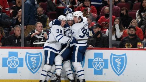 Un soulagement pour les Maple Leafs