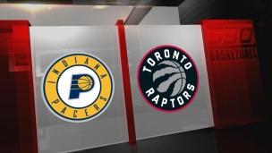 Pacers 100 - Raptors 118