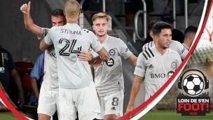 Objectif séries pour le CF Montréal