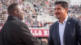 Tracy Ham et Anthony Calvillo