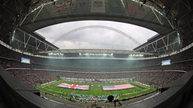 La NFL tiendra un camp d'essai international à Londres