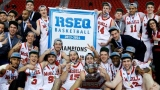Redmen de McGill double champions RSEQ